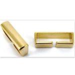 Fivelas Ouro Ligth Aberto