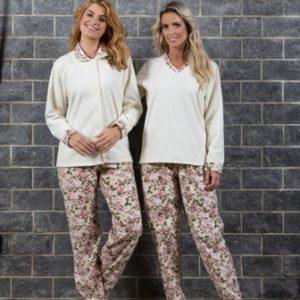 Pijama M/L Soft Feminino