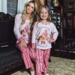Pijama M/L Algodão Feminino
