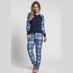 Pijama M/L Viscose Feminino
