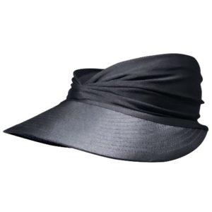 Chapéu Viseira Turbante Lycra