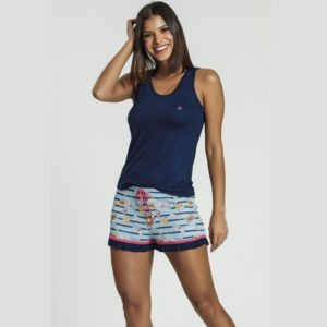 Short Doll Regata Viscolycra