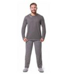 Pijama Manga Longa Masculino PV