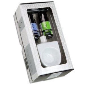 Aromatizador Elétrico Kit Bamboo/Lavanda