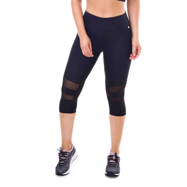 Legging Com Tule Emana Fit