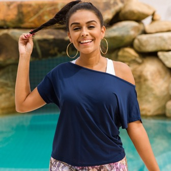 Blusa Canoa Dry Fit